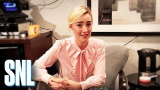 SNL Host Saoirse Ronan's Favorite Sketches