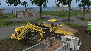 Farming simulator 17 - Lost islands timelapse ep#32