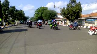 Download Rolling Thunder KNC Indonesia at Kota CILACAP Mp3 and Videos