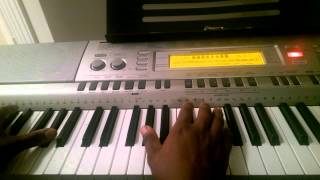 Brian McKnight Every time You Go Away Piano Tutori