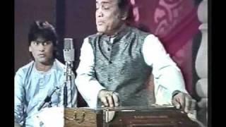 Mehdi Hassan...Main Hosh Main Tha (Private Mehfil)