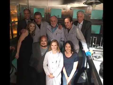 "CSI Forever Online - Series Finale ""Immortality"" - Behind The Scenes"