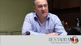 TESTIMONIO RESTAURA  POST-OPERADO DE COLUMNA LUMBAR