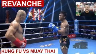 REVANCHE- MONGE KUNG FU VS CHAMPION MUAY THAI BUAKAW