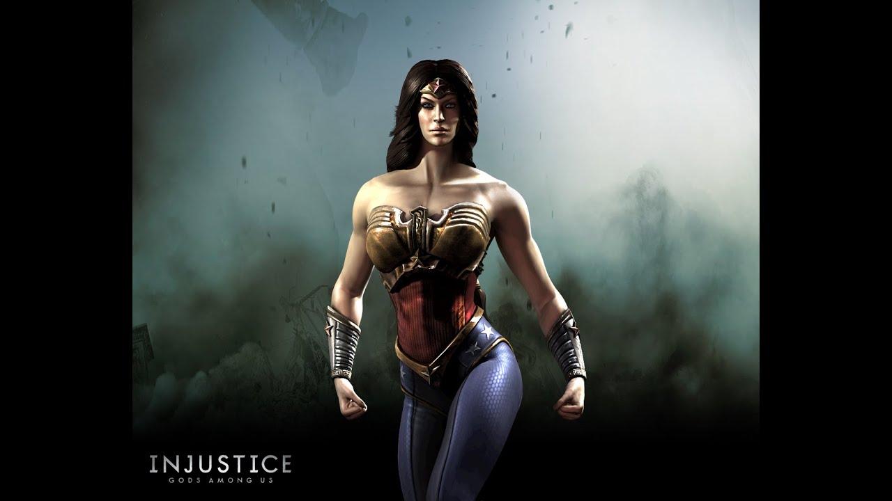 Abspann Wonder Woman