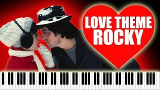 Bill Conti - Rocky 2 Love Theme (for piano solo) - Vigil
