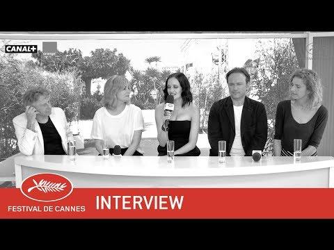 D'APRES UNE HISTOIRE VRAIE - Interview - EV - Cannes 2017
