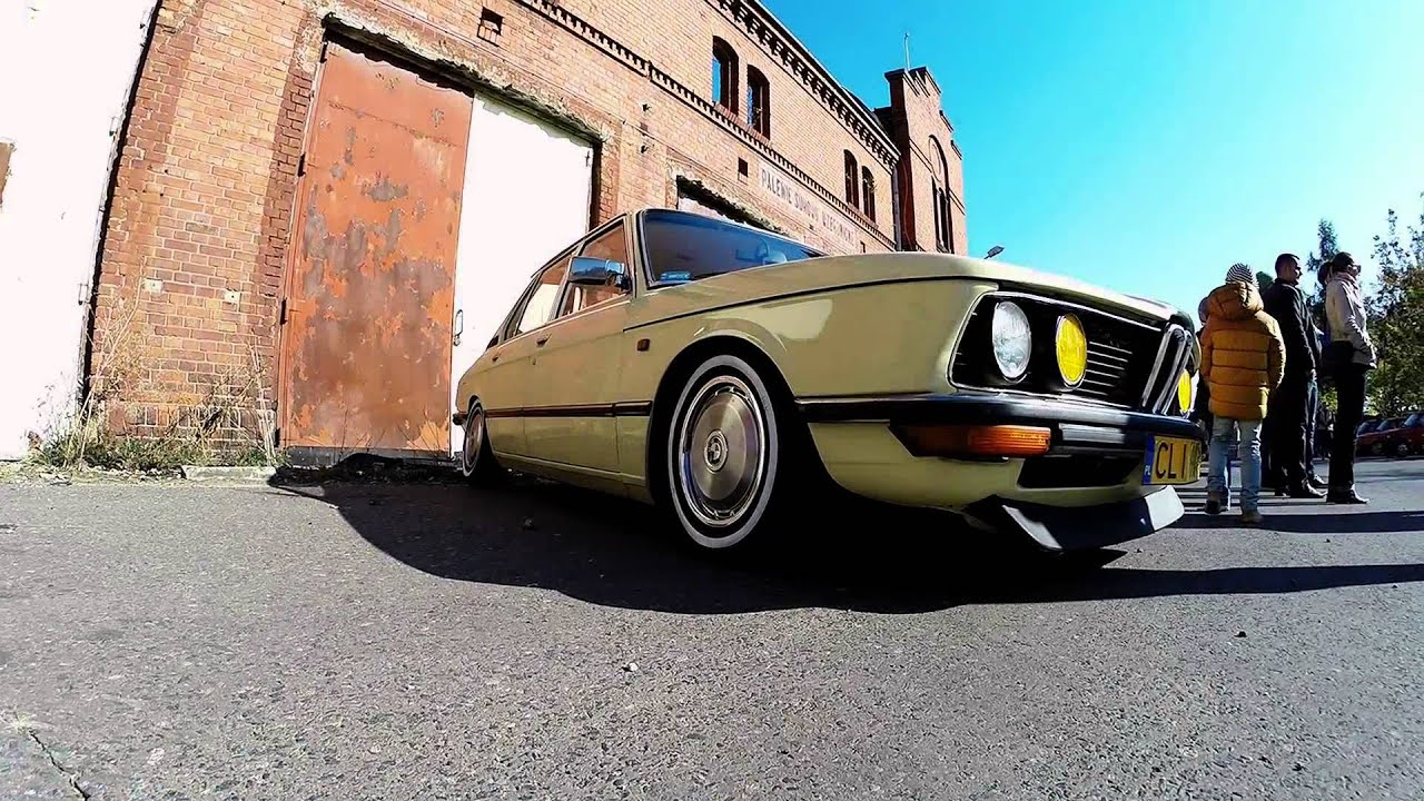Classic Stance Bmw E12 518i 1977 R Youtube