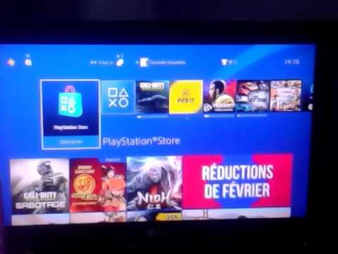 comment t l charger des jeux gratuit sur la ps4 youtube. Black Bedroom Furniture Sets. Home Design Ideas