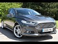 Used Ford Mondeo 2.0 TDCi 180 Titanium 5dr Magnetic 2016