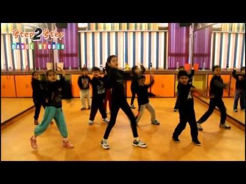 ABCD  YAARIYAN  Kids Dance  Dance Choreographed  Step2Step Dance Studio