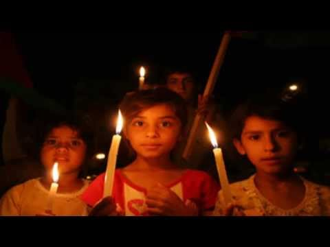 In remembrance of the Gaza massacre