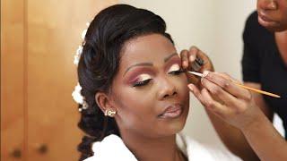 Maquillage MARIAGE   Maquillage Mariée Peau Noire