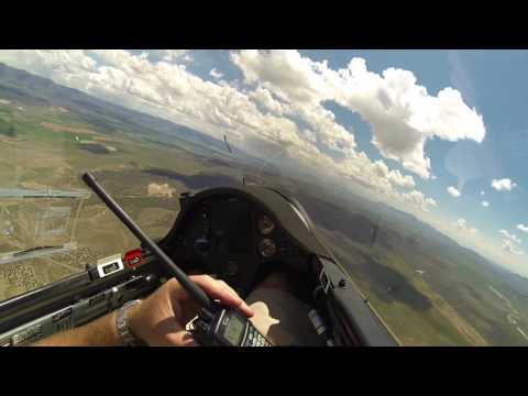 Can a Glider Fly Cross Country With No Vario?