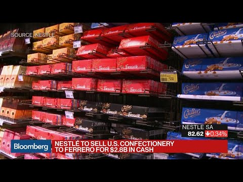 Nutella Maker Pays $2.8 Billion For Nestle U.S. Chocolate Unit