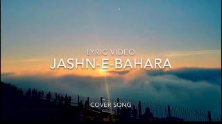 90's Kids Favourite Song   Jashn-E-Bahara   Lyric Video   Jodha Akbar