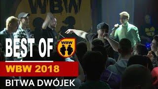2vs2  WBW 2018  Freestyle Battle  • najlepsze wejścia, punche, riposty