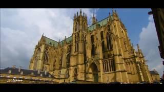 Metz Video - Lothringen - Frankreich -  Lorraine Tourisme - DE