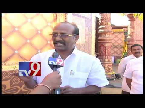 TDP MLC Rajendra Prasad threatening call for vehicle fancy number - TV9