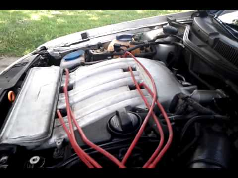 hqdefault 2001 vw jetta gls vr6 12v misfiring cylinders youtube vr6 spark plug wire diagram at alyssarenee.co