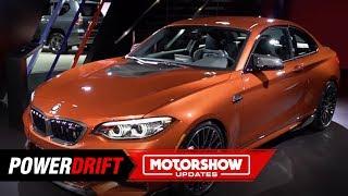 2019 BMW M2 Competition : A proper M-sport : 2018 LA Auto Show : PowerDrift