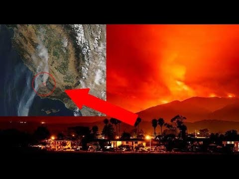LIVE: California Wildfires 2017, World Crisis, Breaking News Latest Updates