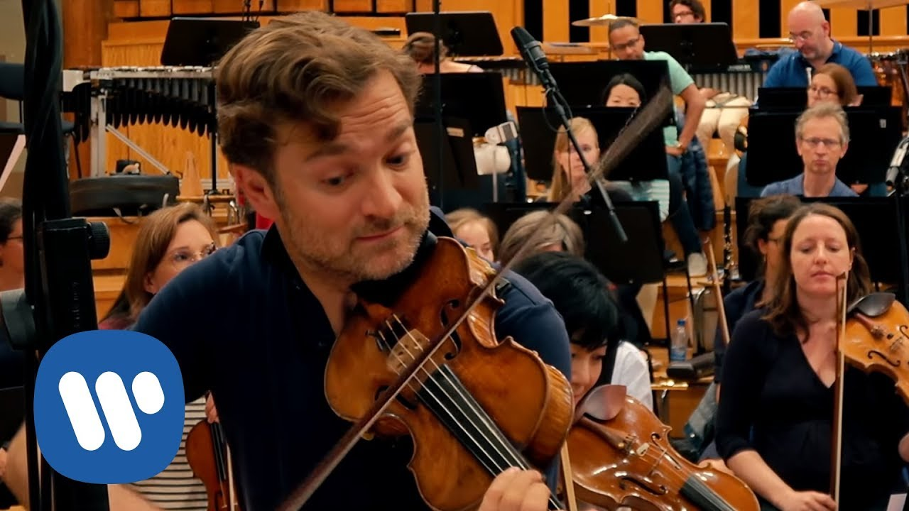 Renaud Capuçon, Brussels Philharmonic, Stephane Denève – Le Grand Blond (Cinema)