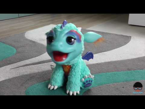 Toys for Kids: Torch Blazing Dragon - FurReal Friends