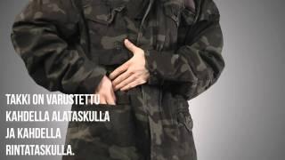 M-65 style field jacket - Salainen agentti oy
