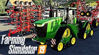 ANTEPRIMA DLC BOURGAULT - FARMING SIMULATOR 19 - GAMEPLAY ITA