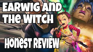 Earwig and the Witch - Movie Review