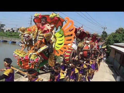 Bojo Galak - Odong odong Karawang Singa Dangdut TSR 29 April 2018