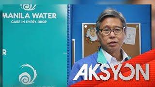 COO ng Manila Water, nag resign