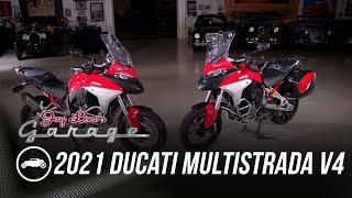 homepage tile video photo for 2021 Ducati Multistrada V4 - Jay Leno's Garage