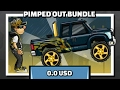 Pimped Out  New Vehicle Super Diesel Unlocked - Legendary Driver#Hill Climb Racing 2# Montain Record
