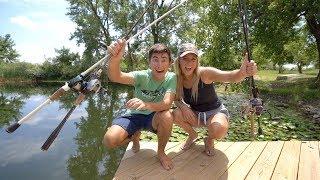 1 Vs. 1 Fishing Challenge (Intense)