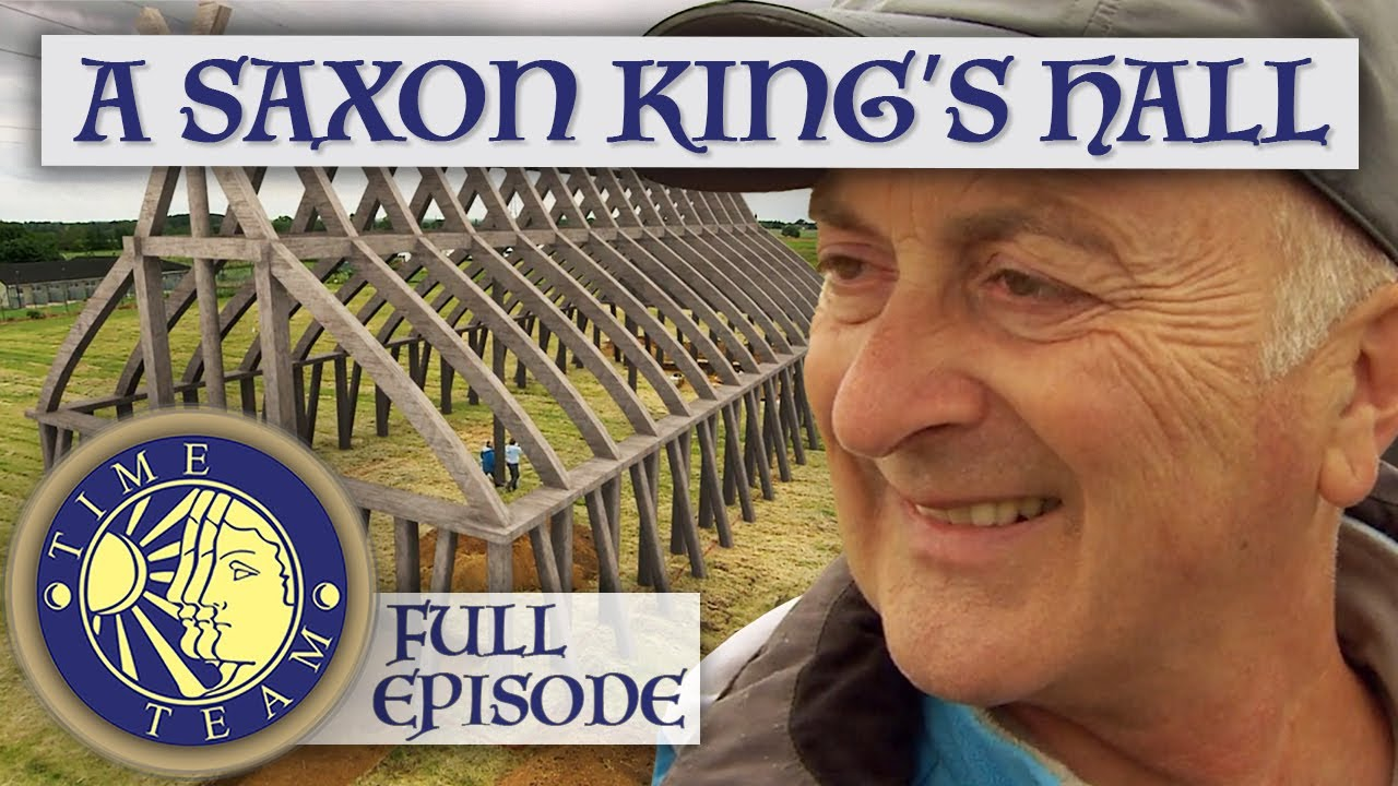 Download In The Hall Of A Saxon King | FULL EPISODE | Time Team