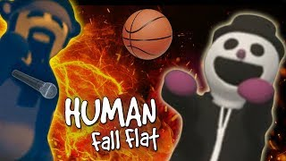 Human: Fall Flat Funny Moments! - You Don't Want This HEAT (10/10 Sports Skills)