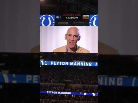 Peyton Manning circle of honor