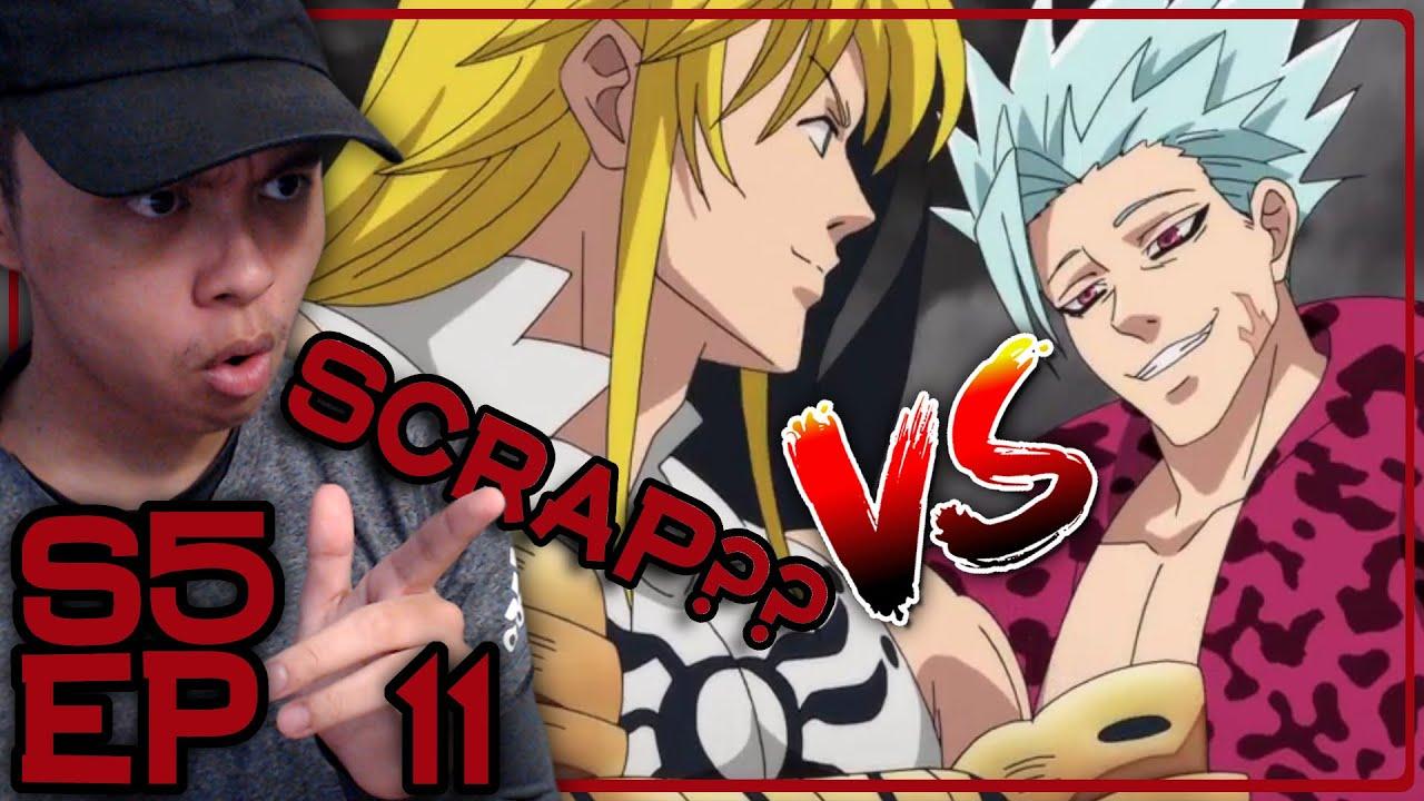 Download TIME TO SCRAP!! | Seven Deadly Sins Season 5 Episode 11 Reaction