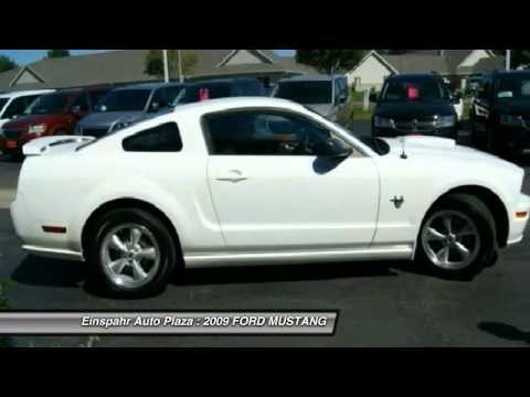 2009 Ford Mustang Brookings Sd E4085 Youtube