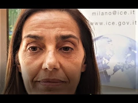 Marinella Loddo - Direttrice dell'Ufficio di Milano dell'ITA   Italian Trade Agency