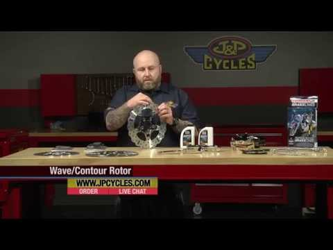 Motorcycle Brakes And Upgrades Explained By J&P Cycles