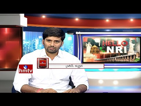 Hello NRI | Telangana Youth Congress President Anil Kumar Yadav Exclusive Interview | HMTV