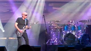 G3 - Joe Satriani - Energy - Riverside Theater, Miwaukee, WI  2/25/2018