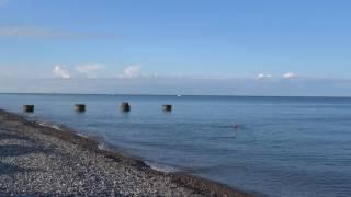 Лето - это сказка! Пляж санатория