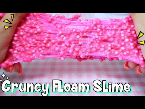 Crunchy Floam Slime - Proviamo a farlo!