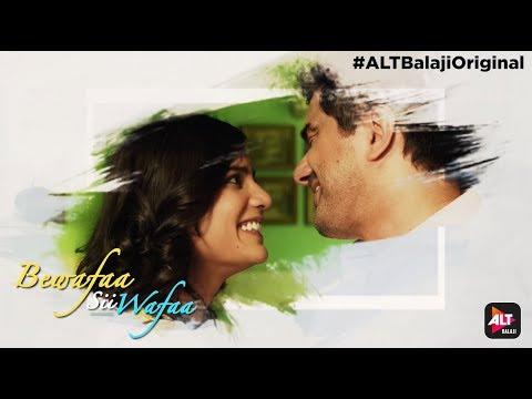 Bewafaa Sii Wafaa | Samir Soni | Dipannita Sharma | Title Track | ALTBalaji