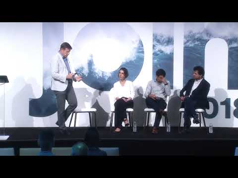 JOIN 2018 - Propelling the Enterprise Forward with the Power of Data