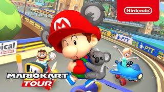 Mario Kart Tour - Sydney Tour Trailer